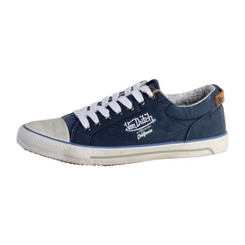Von Dutch - Baskets - bleu marine