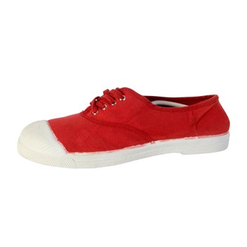 Bensimon - Tennis - rouge