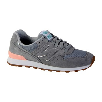 New Balance - 996 - Baskets basses - acier