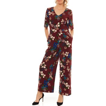 Only - Jumpsuit - bordeaux