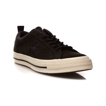 Converse - One Star Ox - Sneakers in pelle - nero