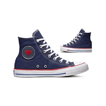 Converse - Chuck Taylor All Star Love - Sneakers - jeansblau