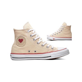 Converse - Chuck Taylor All Star Love - Sneakers - natur