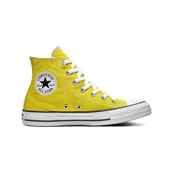 Converse - Chuck Taylor All Star - Baskets montantes - jaune