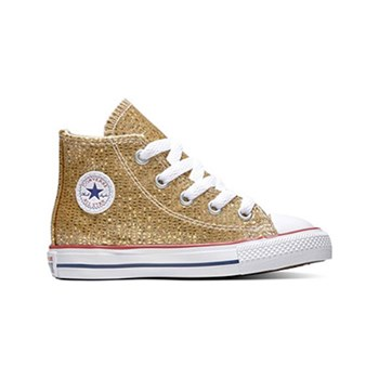 Converse - Chuck Taylor All Star Sparkle - Baskets montantes - blanc