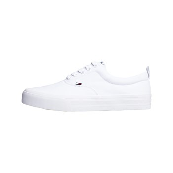 Tommy Hilfiger - Classic - Lage gympen - wit