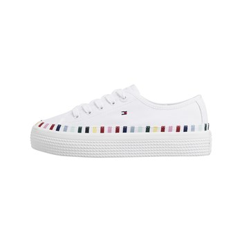 Tommy Hilfiger - Low Sneakers - weiß