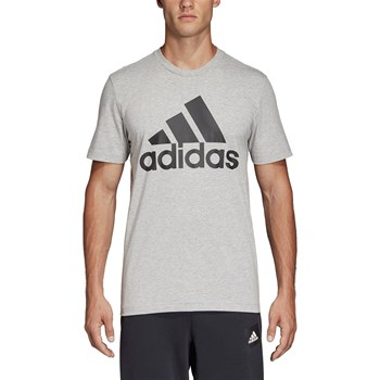 T-SHIRT MANCHES COURTES - GRIS adidas Performance