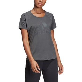 adidas Performance - T-shirt manches courtes - anthracite