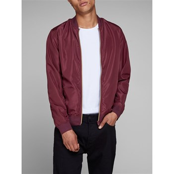 Jack & Jones - Jorparty - Bombers - bordeaux