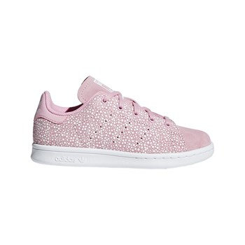 adidas Originals - Stan Smith C - Baskets en cuir - rose