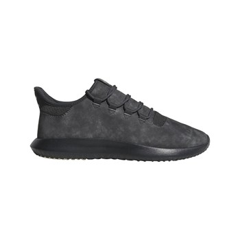 adidas Originals - Tubular shadow - Baskets en cuir - gris foncé