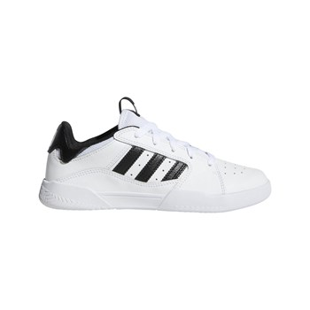 adidas Performance - Snackers in pelle bimateriale - bianco