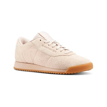 Reebok Classics - Princess Ripple - Baskets en cuir - saumon