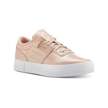 Reebok Classics - Workout Lo Fvs - Baskets en cuir - saumon