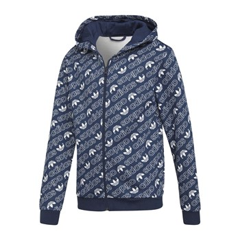 adidas Originals - Sweat à capuche - bleu marine