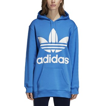 adidas Originals - Sweater met capuchon - blauw