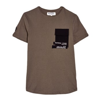 Kaporal - T-shirt manches courtes - army