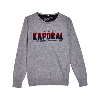 Kaporal - Sweat-shirt - gris