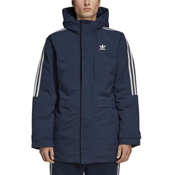 adidas Originals - Parka - blu scuro