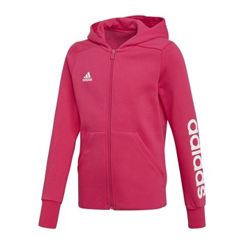 adidas Performance - Sweater met capuchon - magenta