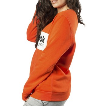 Reebok Classics - CL R FL Crew - Sweat-shirt - orange