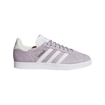adidas Originals - Gazelle - Baskets en cuir - parme