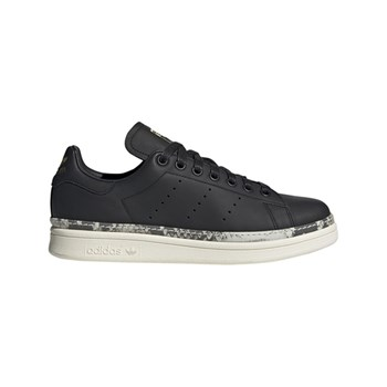 adidas Originals - Stan Smith New Bold - Baskets en cuir - noir