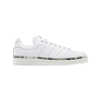 adidas Originals - Stan Smith New Bold - Ledersneakers - weiß