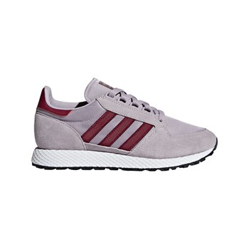 adidas Originals - Forest Grove - Zapatillas de cuero - lila