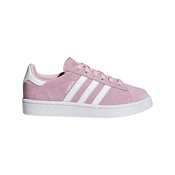 adidas Originals - Campus C - Baskets en cuir - rose