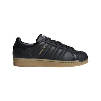 adidas Originals - Superstar - Botas de cuero - negro