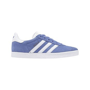 adidas Originals - Gazelle J - Baskets en cuir - lilas