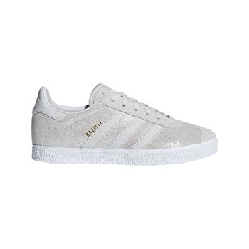 adidas Originals - Gazelle J - Baskets en cuir - beige