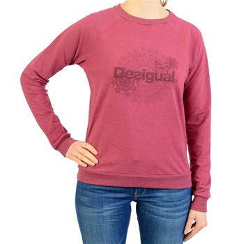 Desigual - Sweat-shirt - rose