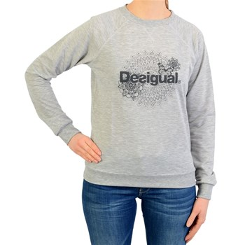 Desigual - Sweat-shirt - gris