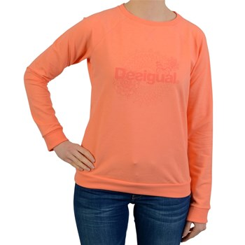 Desigual - Sweat-shirt - orange