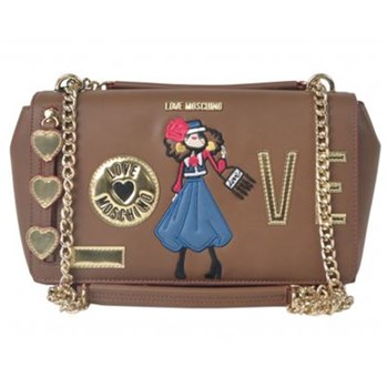 Love Moschino - Sac bandoulière - marron