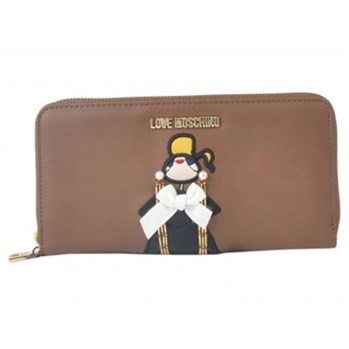 Love Moschino - Porte-monnaie - marron