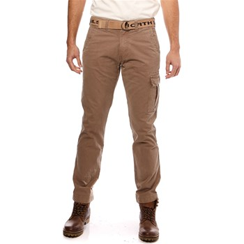 North Sails - Pantalon cargo - brun