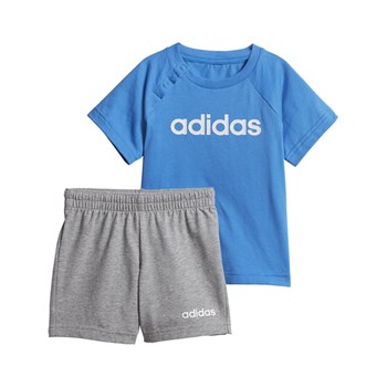 adidas Originals - I Lin Sum Set - Ensemble T-shirt et short - bleu