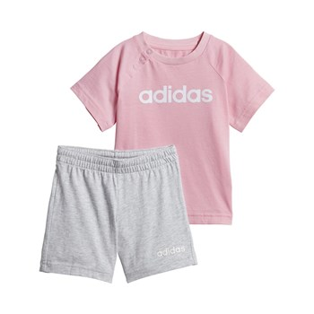 adidas Originals - I Lin Sum Set - Ensemble T-shirt et short - rose