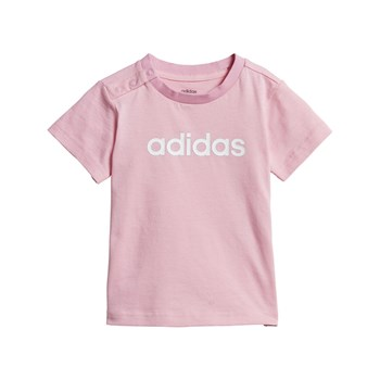 adidas Originals - I Lin Tee - T-shirt manches courtes - rose