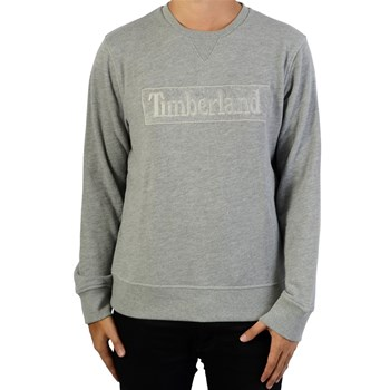 Timberland - Brushbck young story - Sweat-shirt - gris