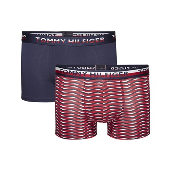 LOT DE 2 BOXERS - ROUGE Tommy Hilfiger Underwear Men