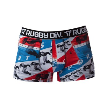 Rugby Division - Pants - rot