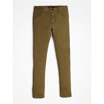 Guess Kids - Pantalon super skinny - kaki