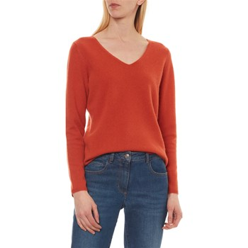 Caroll - Kaschmirpullover - orange
