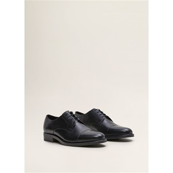 Mango Man - Derbies en cuir - noir