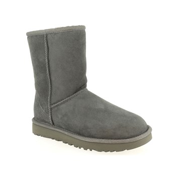 Ugg - Classic - Bottes - gris